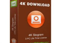 4K Stogram 2.7.3.1805 Crack With Activation Key Free Download 2019